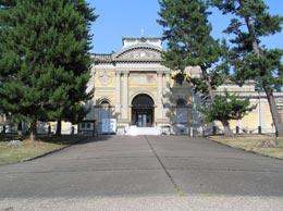 奈良国立博物館・旧館
