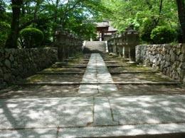 円珍の御廟